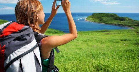 Du lịch - Cách mở ra cánh cửa thế giới