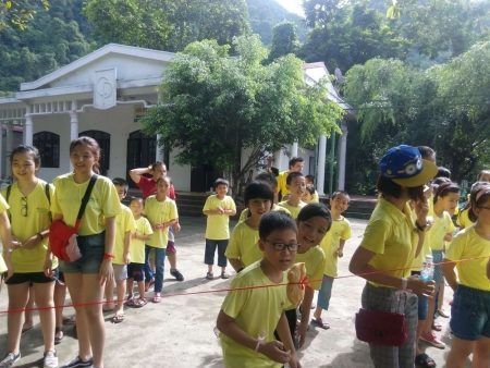 Cuc Phuong Summer Camp