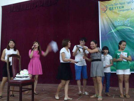 Cuc Phuong Summer Camp