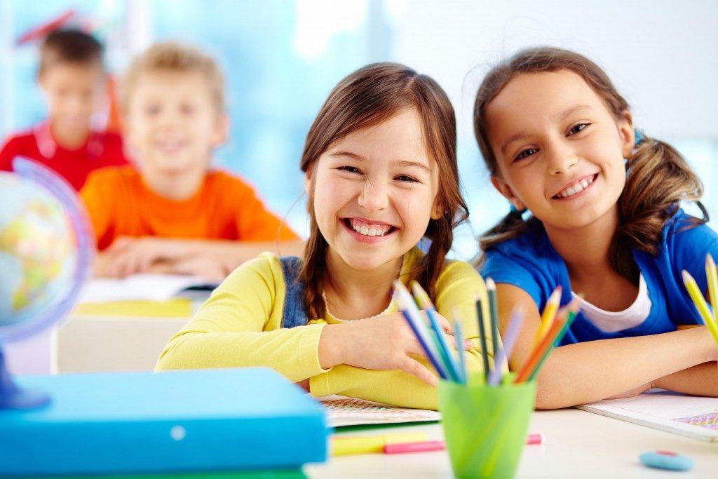 Khóa học tiếng Anh trẻ em