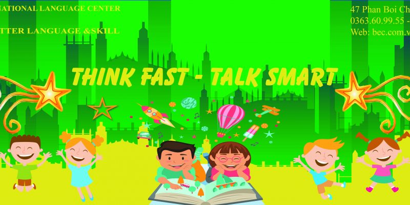 "Kết quả cuộc thi ""Think Fast – Talk Smart"" vòng 1 Spelling"