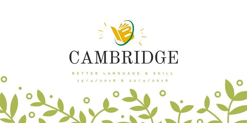 Cuộc thi CAMBRIDGE miễn phí