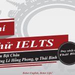 THi thử IELTS Miễn Phí tại Thái Bình