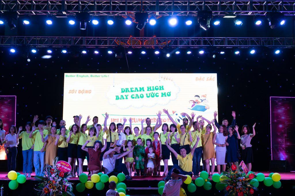 Better Chào Hè 2019, DREAM HIGH – BAY CAO ƯỚC MƠ thành công vang dội !!