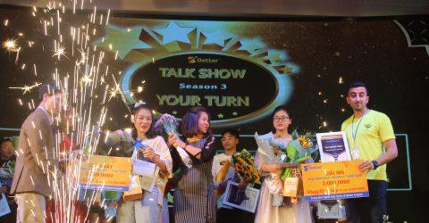 Đêm Chung kết Talk Show 2019