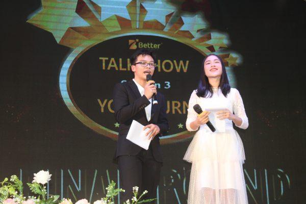 2 MC trẻ tài năng của Chương trình