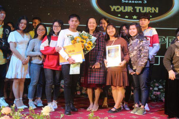 Nguyễn Minh Đức - Giải Ba Talk Show 2019 - season 3
